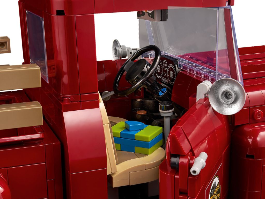 LEGO for Adults 10290 Pickup Truck 6