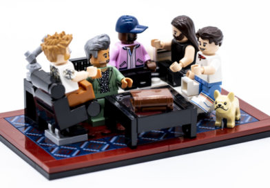 LEGO 10291 Queer Eye – The Fab 5 Loft minifigures spark reactions from the stars