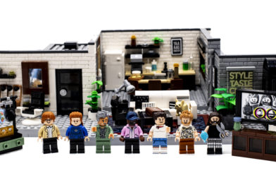 LEGO for Adults 10291 Queer Eye – The Fab 5 Loft review