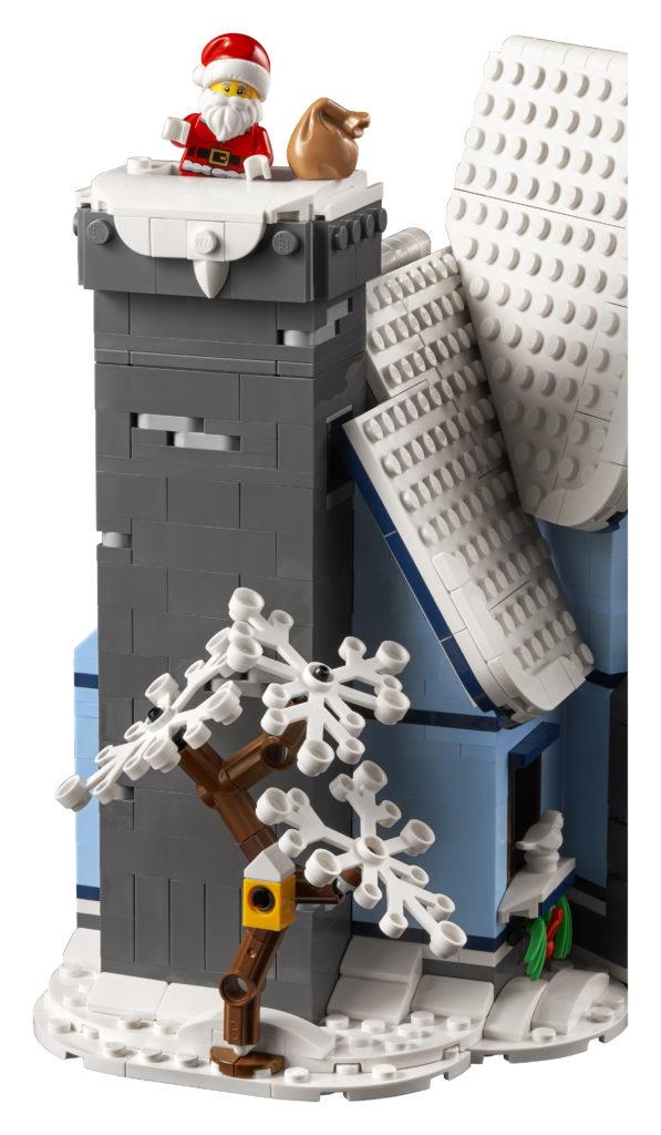LEGO მოზრდილთათვის 10293 სანტა ვიზიტი 13