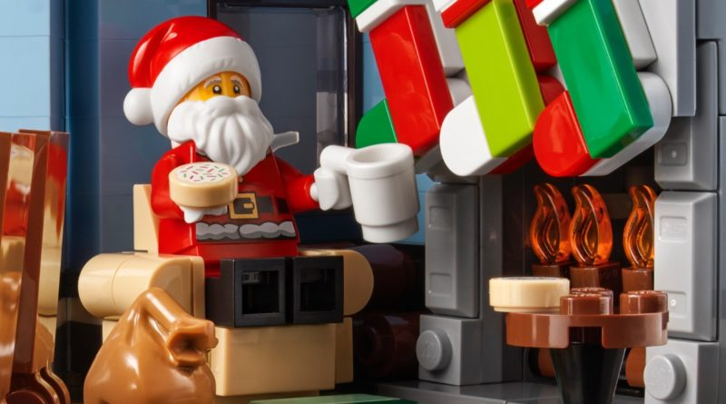 LEGO for Adults 10293 Santas Visit featured 2