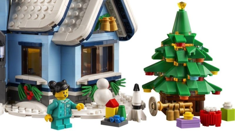 LEGO for Adults 10293 Santas Visit featured 5