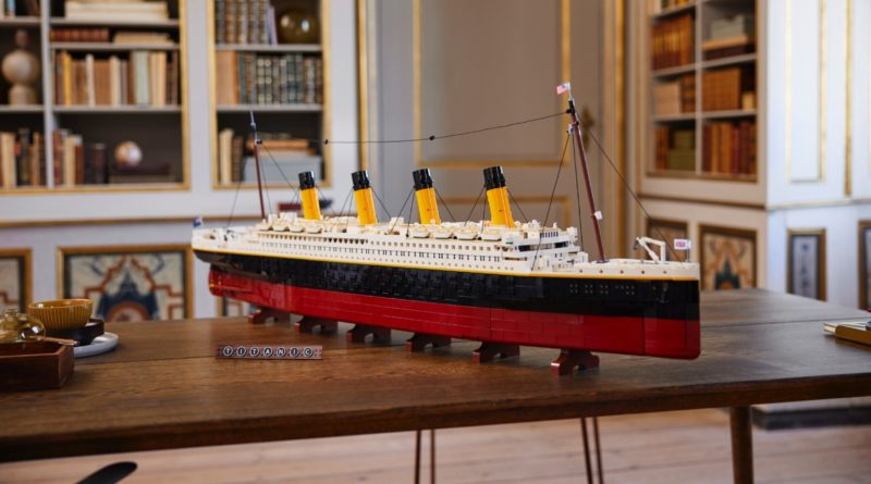 LEGO for Adults 10294 Titanic featured 3