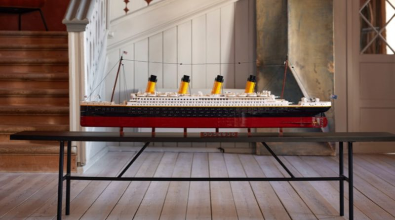 LEGO for Adults 10294 Titanic featured 4