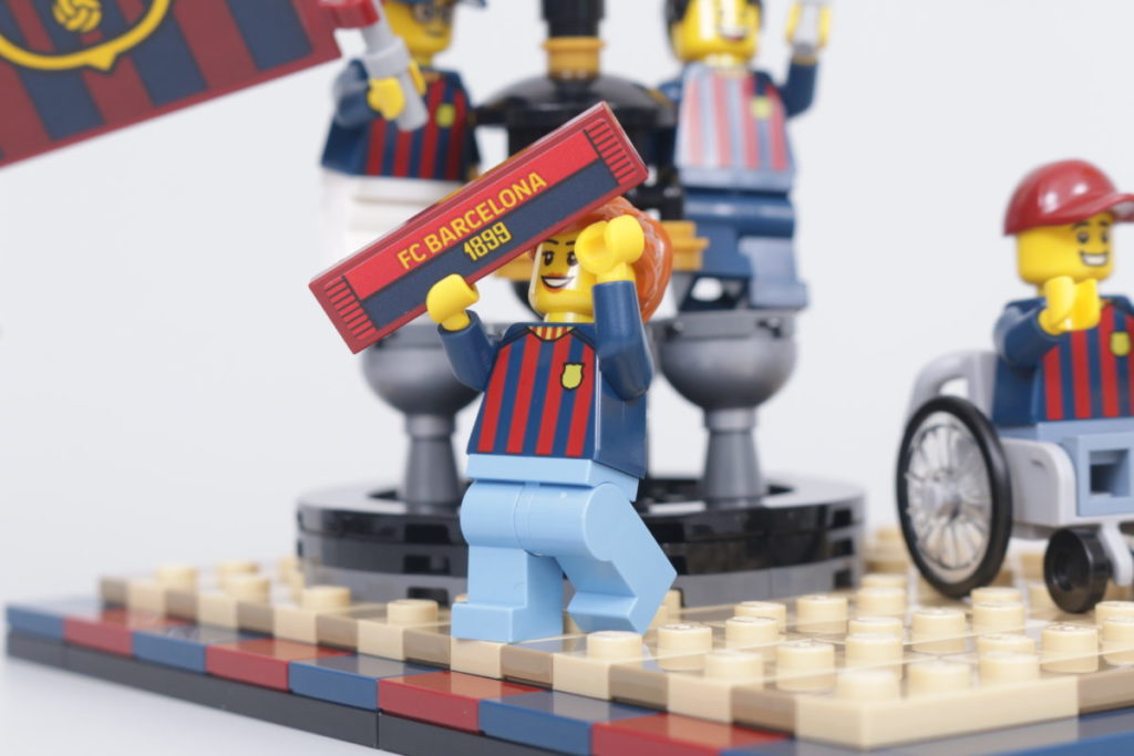 LEGO for Adults 40485 FC Barcelona Celebration gift with purchase review 22