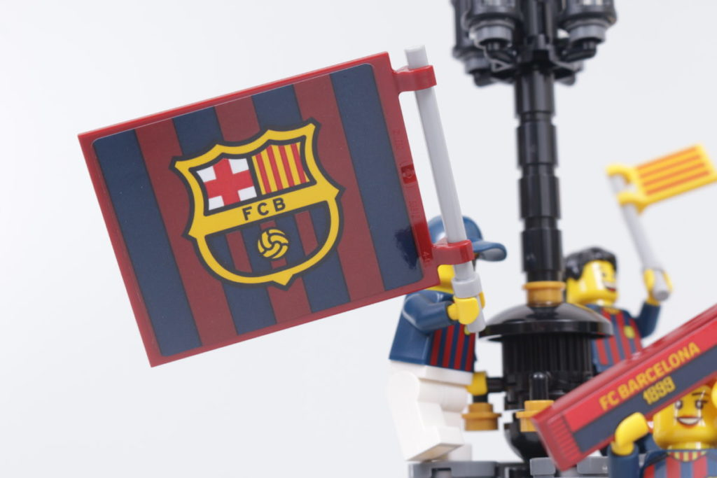 LEGO for Adults 40485 FC Barcelona Celebration gift with purchase review 24