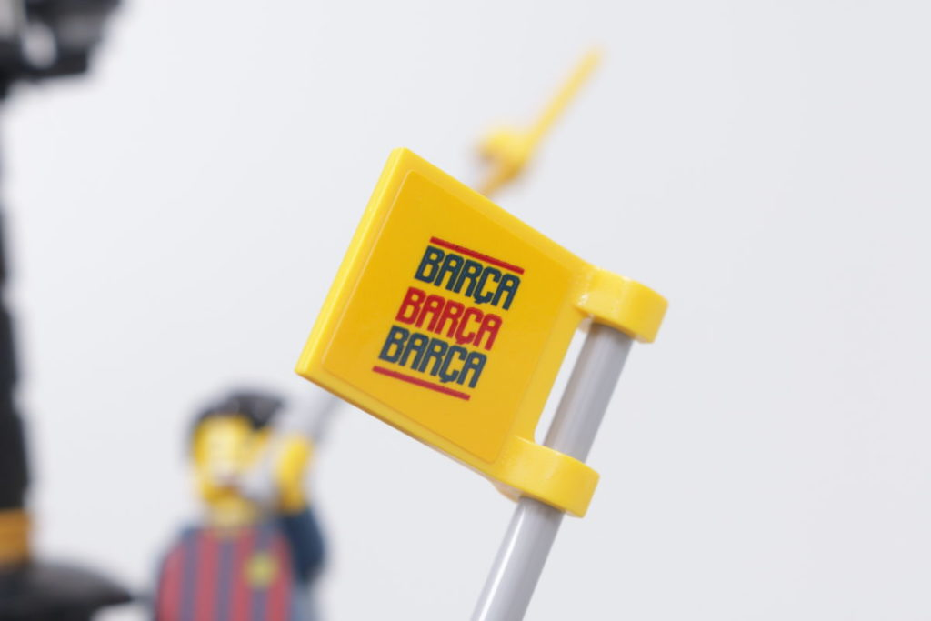 LEGO for Adults 40485 FC Barcelona Celebration gift with purchase review 26