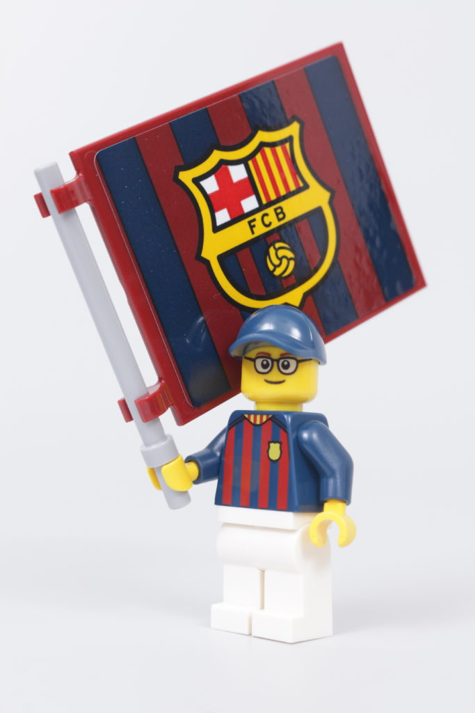 LEGO for Adults 40485 FC Barcelona Celebration gift with purchase review 28