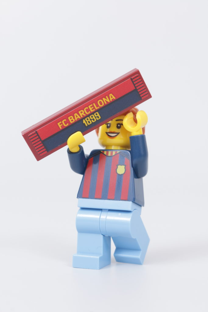 LEGO for Adults 40485 FC Barcelona Celebration gift with purchase review 29