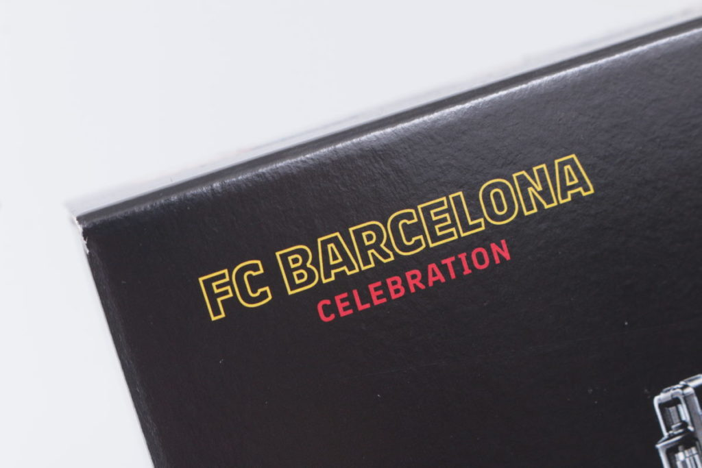LEGO for Adults 40485 FC Barcelona Celebration gift with purchase review 3