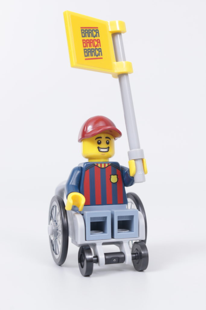 LEGO for Adults 40485 FC Barcelona Celebration gift with purchase review 31