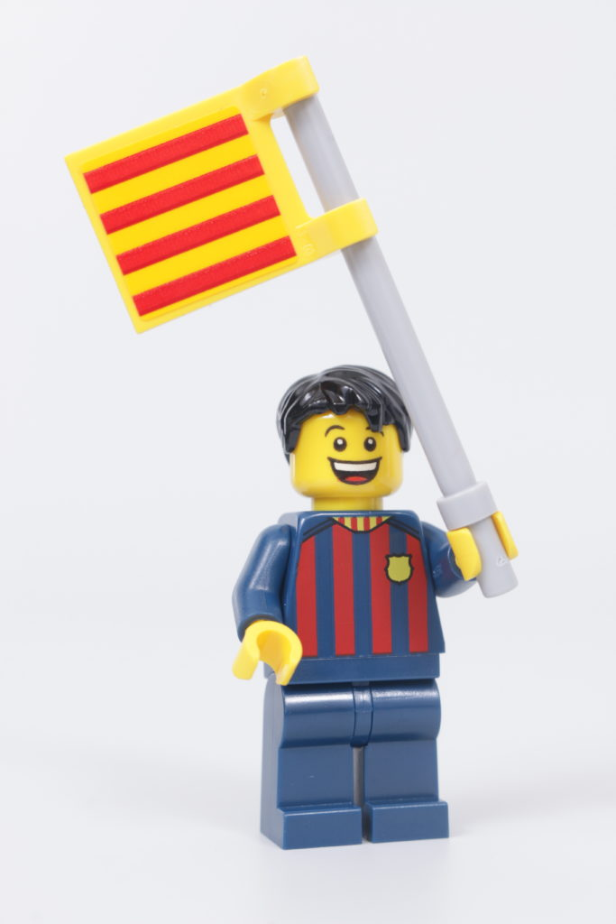 LEGO for Adults 40485 FC Barcelona Celebration gift with purchase review 32