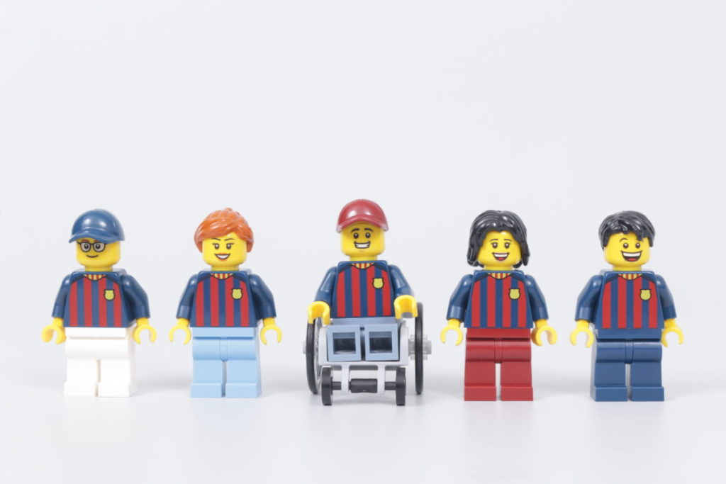 LEGO for Adults 40485 FC Barcelona Celebration gift with purchase review 36