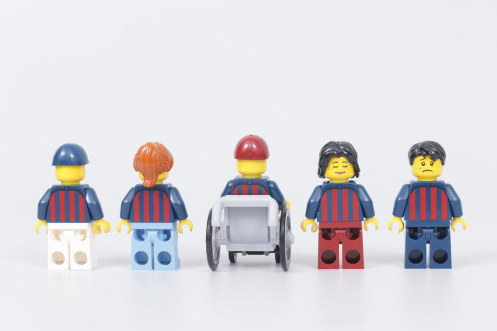 LEGO for Adults 40485 FC Barcelona Celebration gift with purchase review 37
