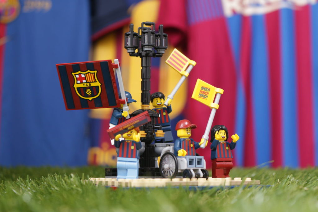 LEGO for Adults 40485 FC Barcelona Celebration gift with purchase review 39