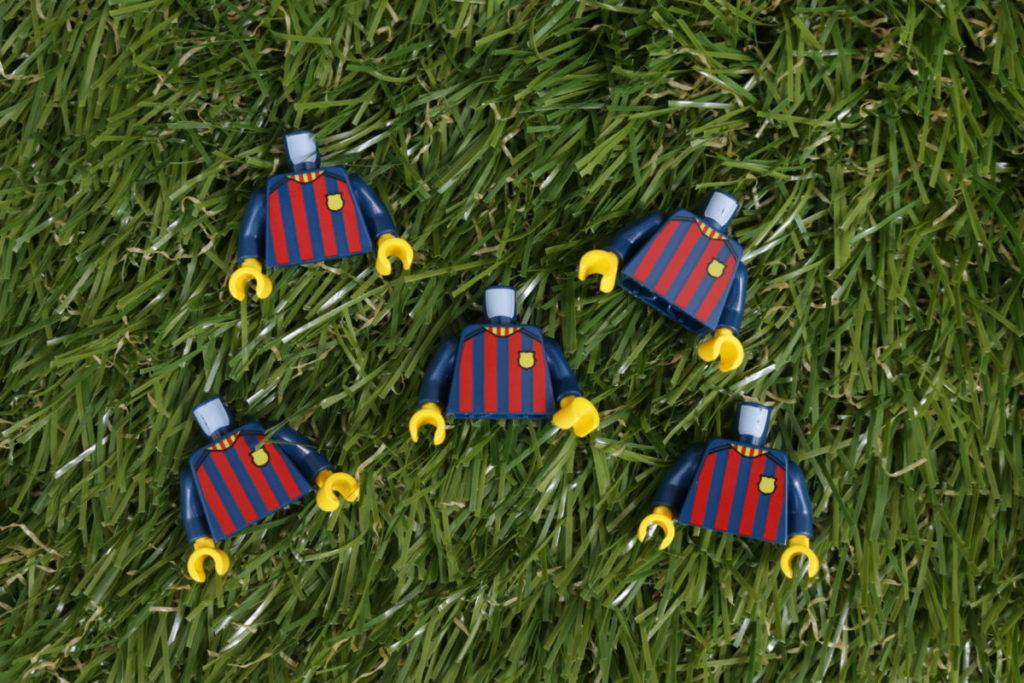 LEGO for Adults 40485 FC Barcelona Celebration gift with purchase review 42