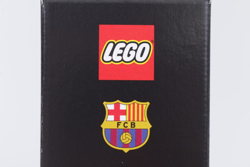 LEGO for Adults 40485 FC Barcelona Celebration gift with purchase review 5