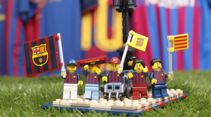 LEGO for Adults 40485 FC Barcelona Celebration gift with purchase review featured 2