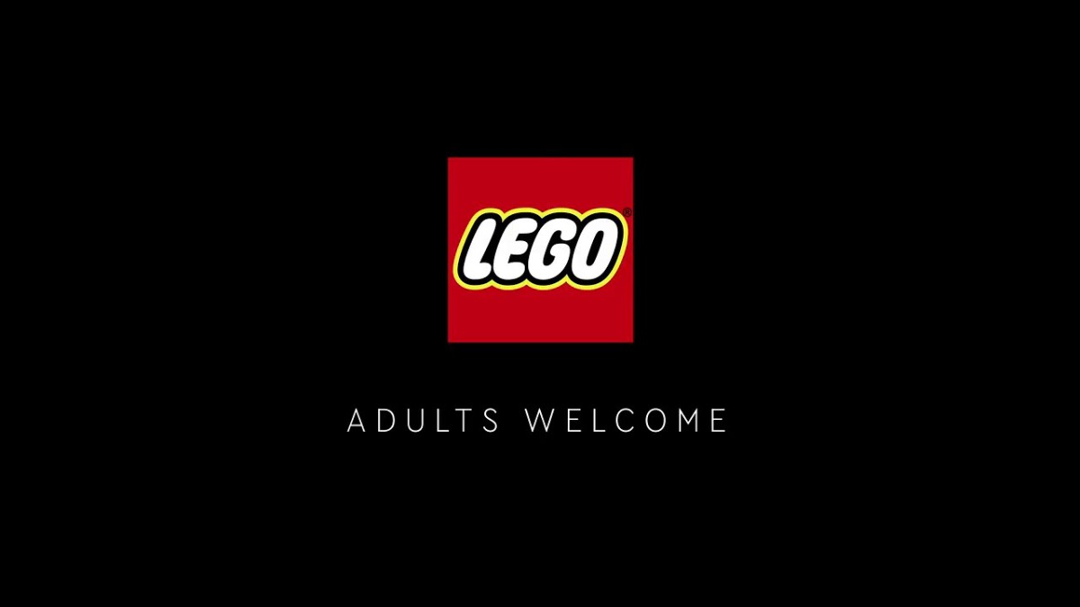 LEGO For Adults Adults Welcome Featured