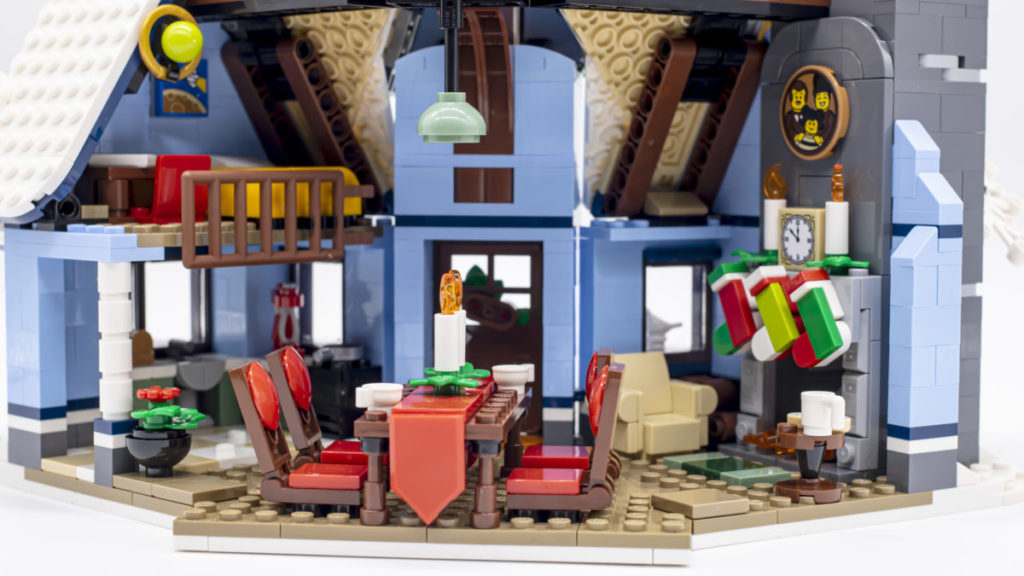 LEGO for adults 10293 Santas Visit 12