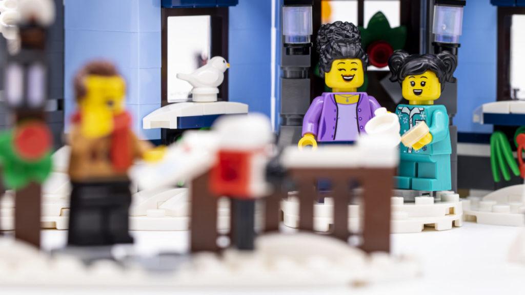 LEGO for adults 10293 Santas Visit 17 1