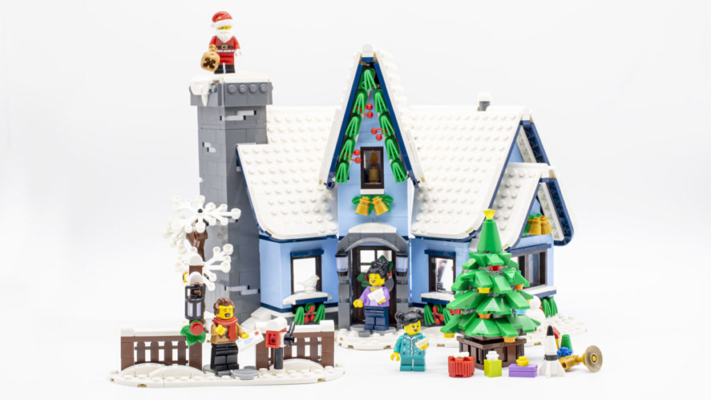 LEGO for adults 10293 Santas Visit 2 2