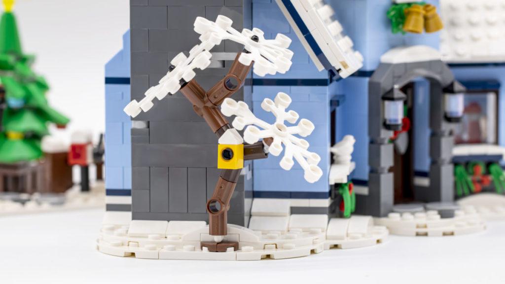 LEGO for adults 10293 Santas Visit 24