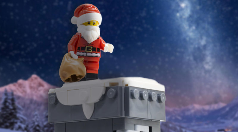 LEGO for adults 10293 Santas Visit 26
