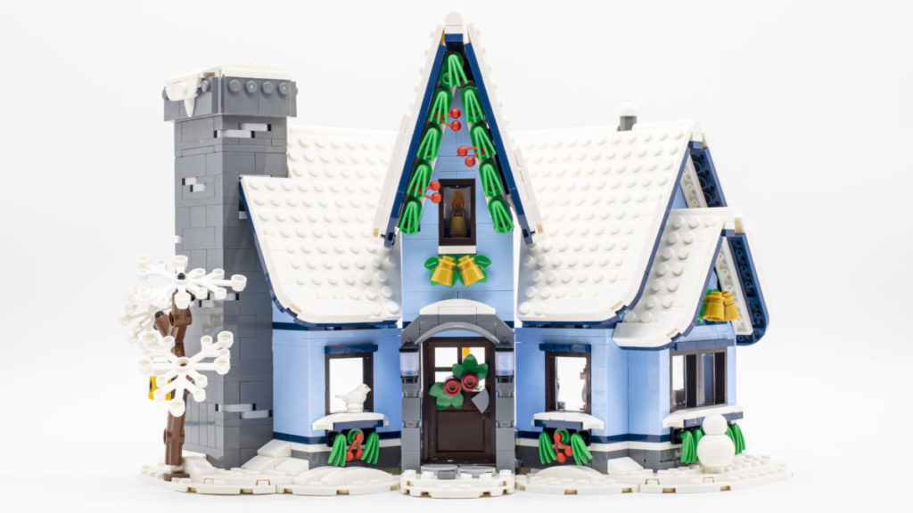 LEGO for adults 10293 Santas Visit 3 1