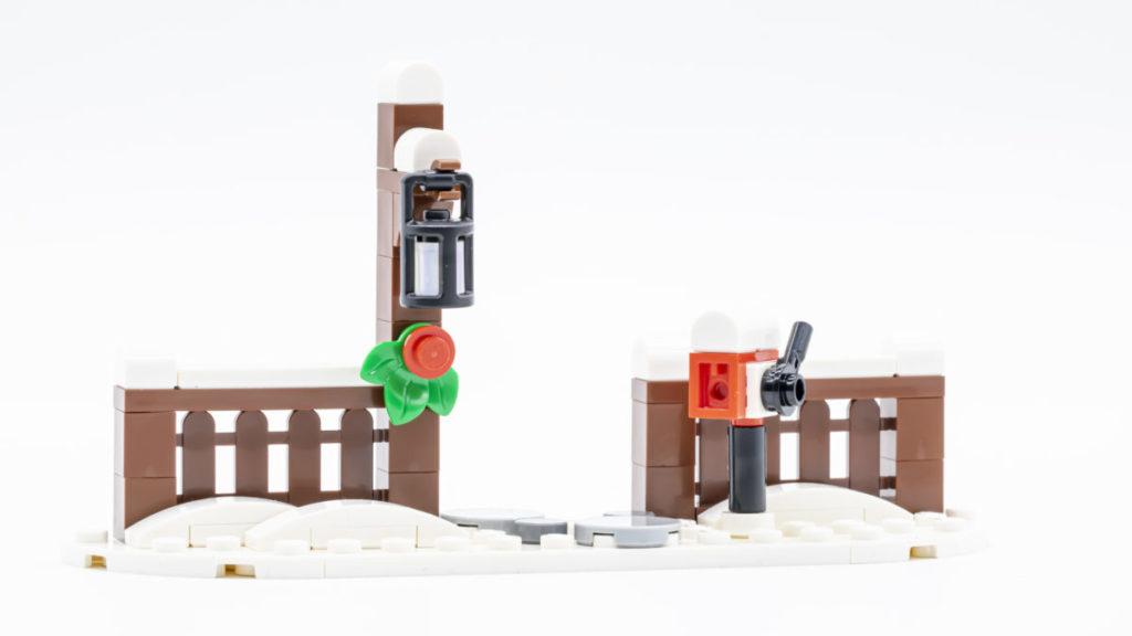 LEGO for adults 10293 Santas Visit 39