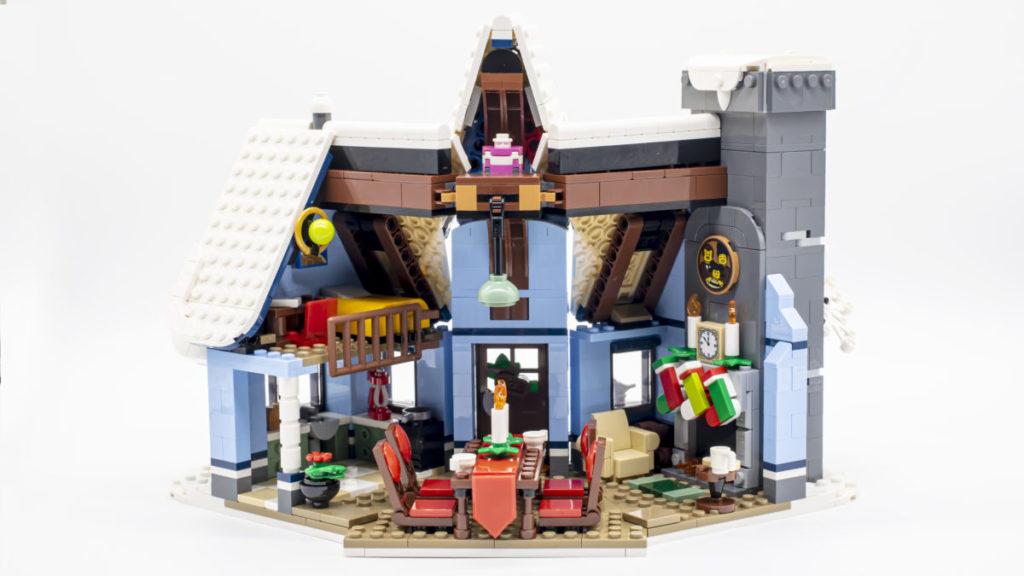 LEGO for adults 10293 Santas Visit 4 2