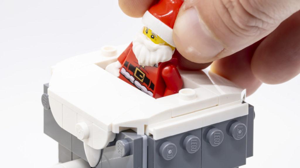 LEGO for adults 10293 Santas Visit 41