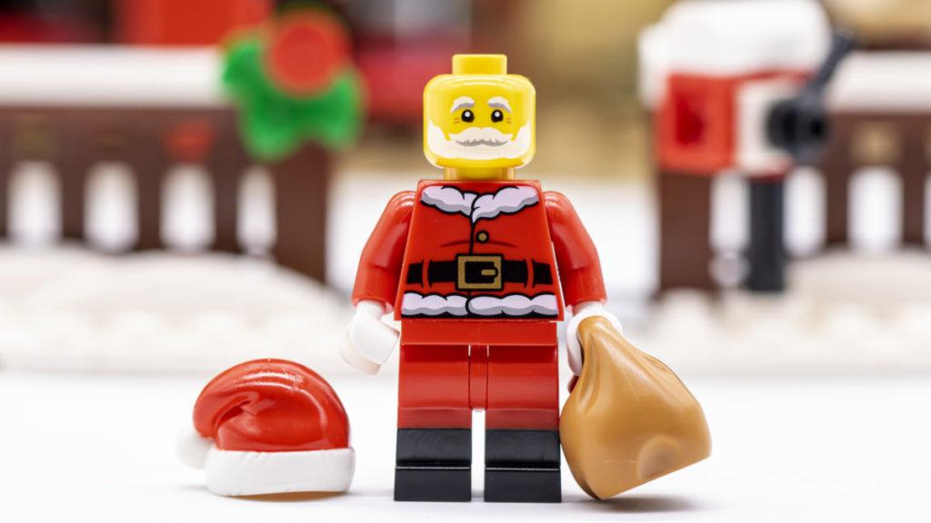 LEGO for adults 10293 Santas Visit 42