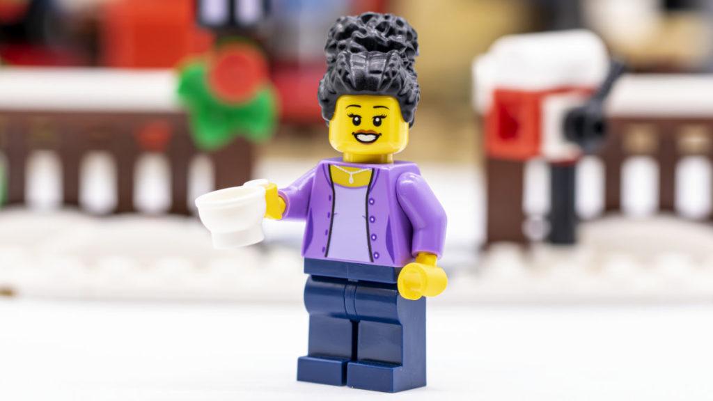 LEGO for adults 10293 Santas Visit 47