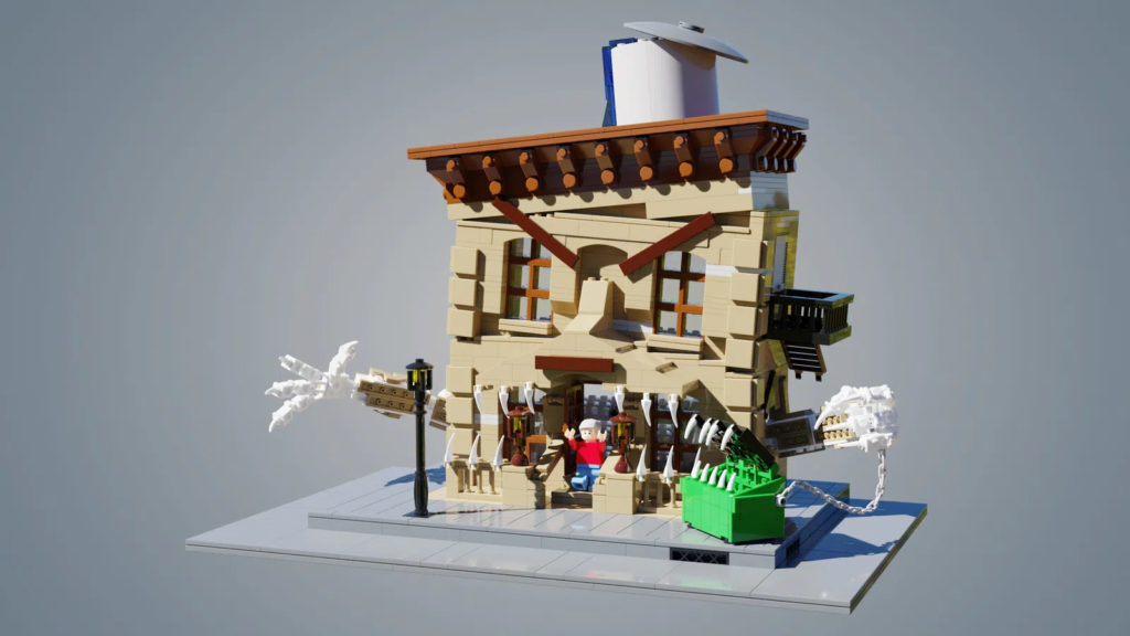 LEGO Ghostbusters Contest 2