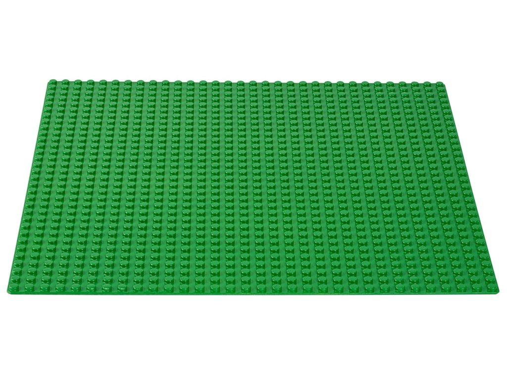 LEGO Green Baseplate 1