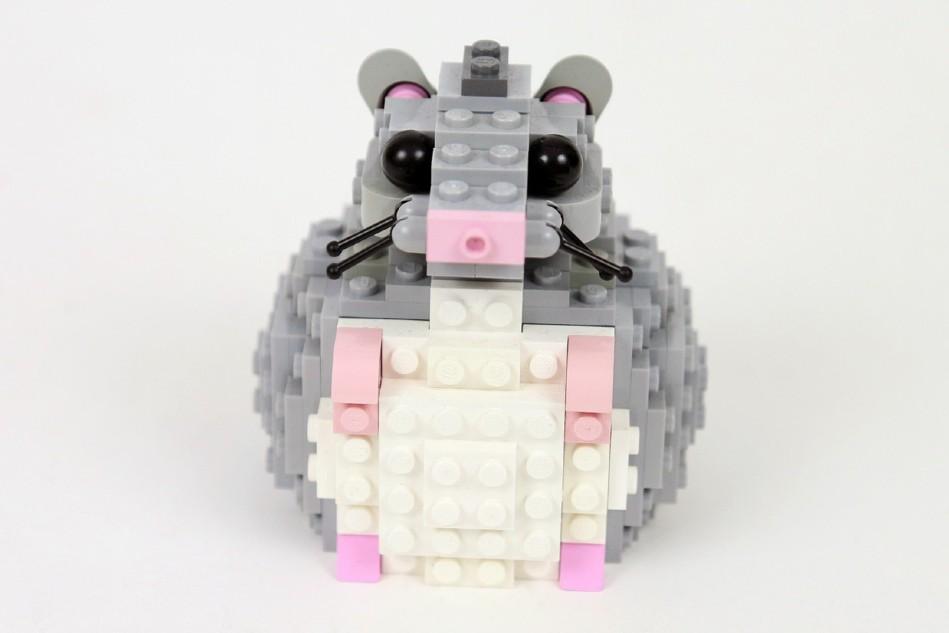 LEGO Hamster