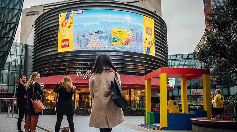 LEGO Haptic Billboard Featured
