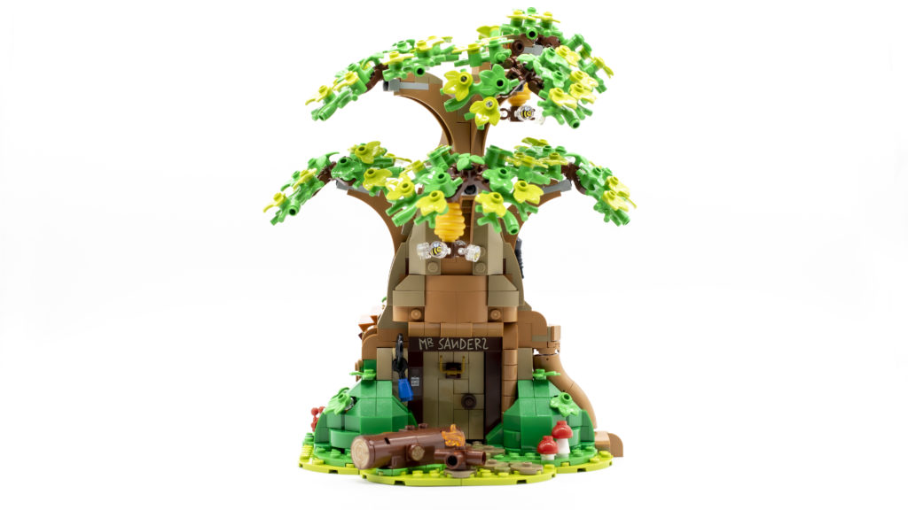 LEGO ideas 21326 Winnie The Pooh 1 1