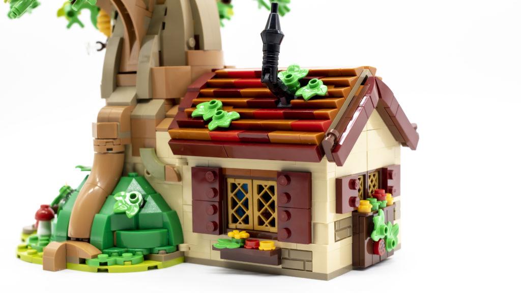 LEGO ideas 21326 Winnie The Pooh 10