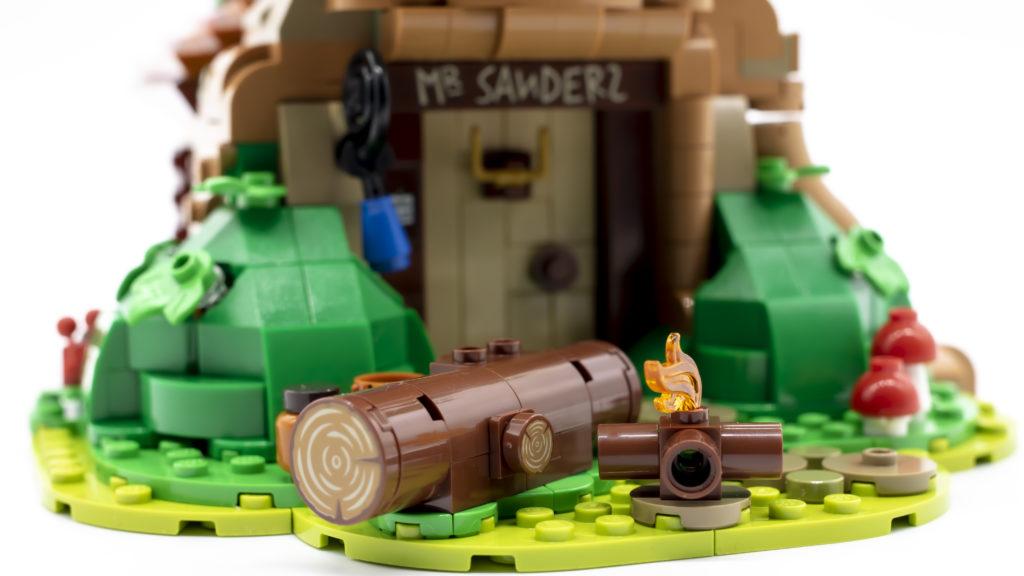 LEGO ideas 21326 Winnie The Pooh 19 1