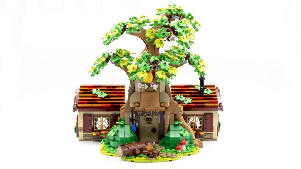 LEGO ideas 21326 Winnie The Pooh 2