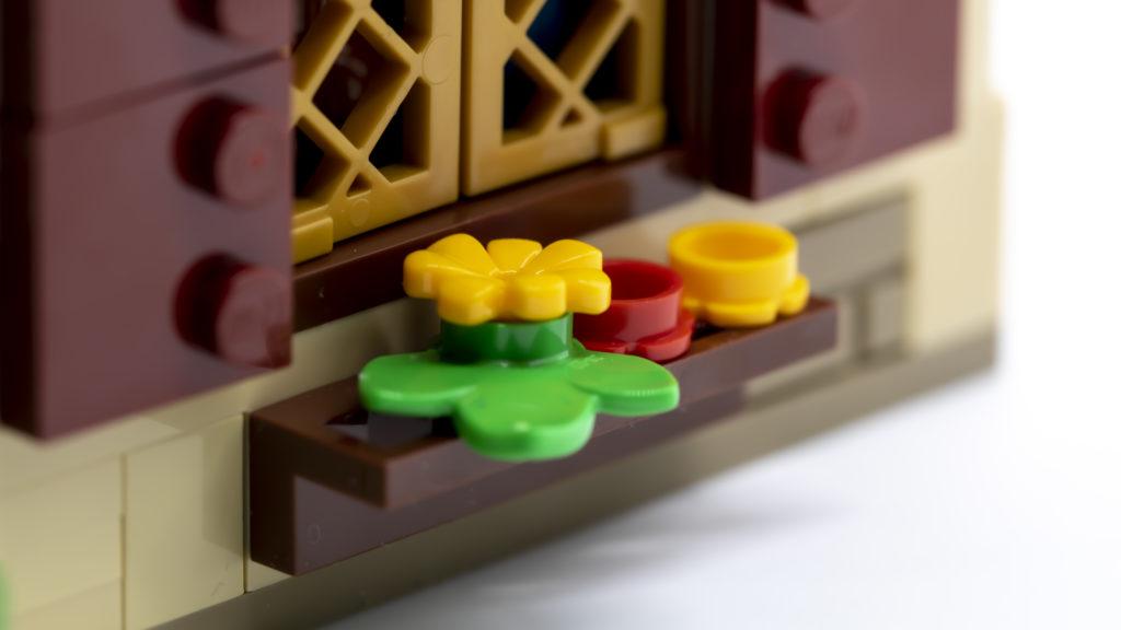 LEGO ideas 21326 Winnie The Pooh 28
