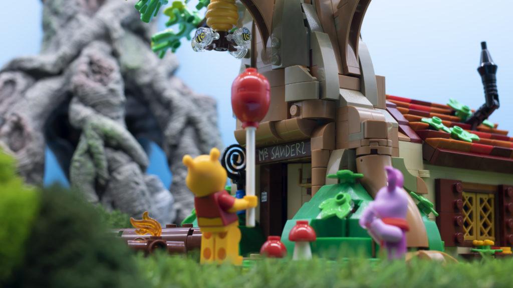 LEGO ideas 21326 Winnie The Pooh 43 1