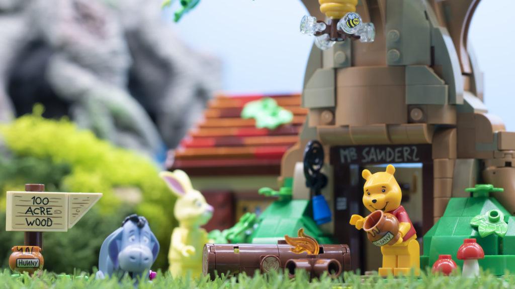 LEGO ideas 21326 Winnie The Pooh 44 1