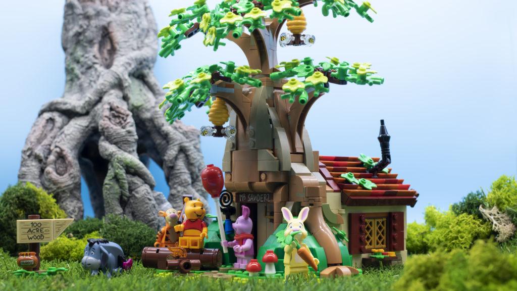 LEGO ideas 21326 Winnie The Pooh 45