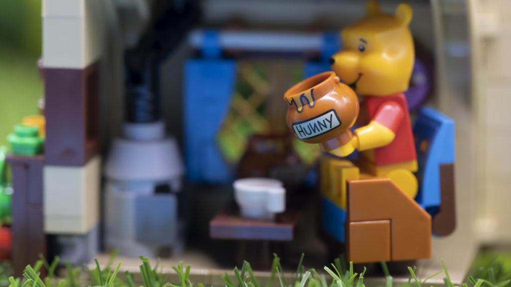 LEGO ideas 21326 Winnie The Pooh 47