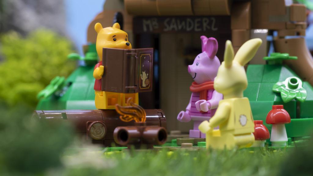 LEGO ideas 21326 Winnie The Pooh 49
