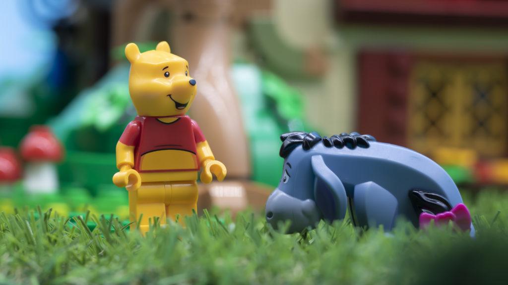 LEGO ideas 21326 Winnie The Pooh 50