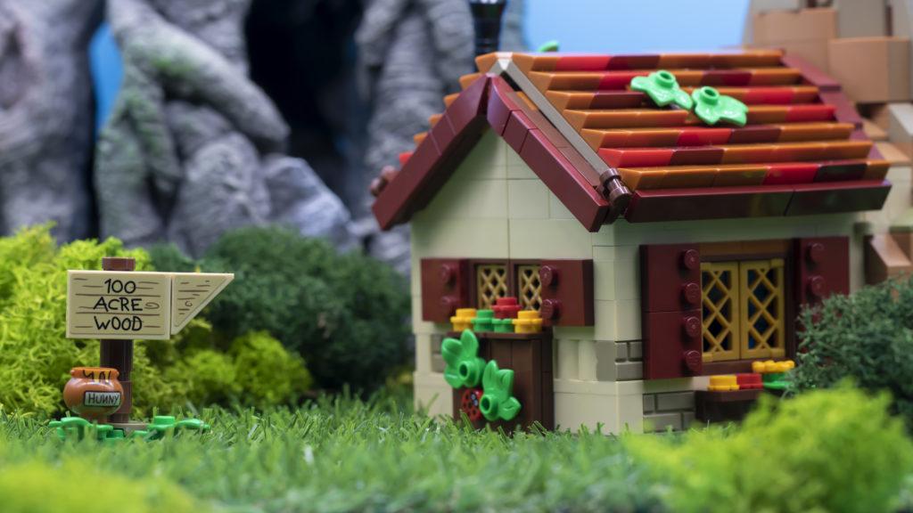 LEGO ideas 21326 Winnie The Pooh 52